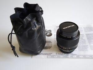 Olympus OM-System Zuiko 90mm f/2 macro lens ~ very good