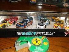 HOT WHEELS 100% 4 CAR SET THE MARROW FOUNDATION
