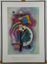 Hommage to Grohmann Wassily Kandinsky Lithograph Poster