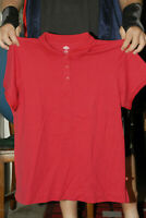 DICKIES POLO SHIRT NEW W TAGS 3XL SHORT SLEEVE 3 BUTTON HENLEY CASUAL