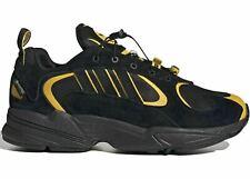 Adidas WANTO X Yung - 1 Gore-Tex 'Negro Amarillo' Zapatillas Zapatos