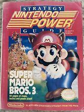 NINTENDO POWER STRATEGY GUIDE: SUPER MARIO BROS. 3