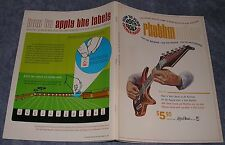VINTAGE 60's ~ RHYTHM GUITAR ~ HOW TO PLAY ROCK 'N ROLL ~ SONG BOOK SHEET MUSIC
