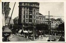 brazil, RECIFE PERNAMBUCO, Praca da Independencia (1930s) RPPC