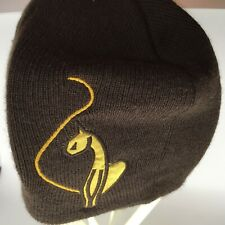 baby phat Winter knit skull cap  Hat,Color brown