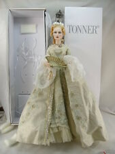 "TONNER TWILIGHT DANCE OUTFIT AMERICAN MODEL 22"" DOLL BEEN DISPLAYED- NO DOLL INC"