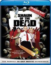 Shaun of the Dead New Blu-Ray Edgar Wright(Dir) Simon Pegg Zombie Comedy Movie