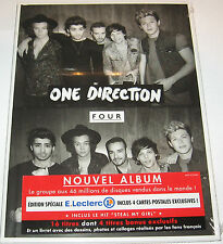 ONE DIRECTION  FOUR  EDITION SPECIALE 16 TITRES 4 CARTES POSTALES  DIGIPACK NEUF