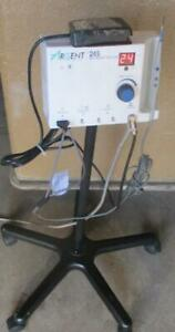 BOVIE SELECT HIGH FREQ. DESICCATOR HYRECATOR Model 245 w stand