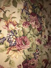 Custom Raymond Waites Vintage Roses Shabby Floral Rectangle Tablecloth 49 X 51