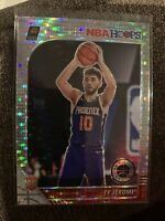 2019-20 NBA Hoops Premium Stock Silver Pulsar #219 Ty Jerome Rookie Suns RC