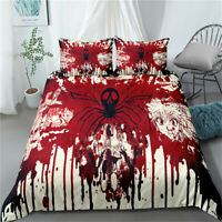 Spider Hunter X Hunter Single/Double/Queen/King Bed Doona/Duvet/Quilt Cover Set