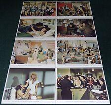 MAD MAD MOVIE MAKERS 1974 ORIGINAL U.S. MOVIE LOBBY CARD SET OF 8