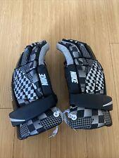 """Nike Vapor LT Men's Lacrosse Gloves Large 13"""" Barely Used"""