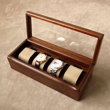 TOYOOKA CRAFT Wooden Watch Display Box Made in Japan MC002004 Free shipping