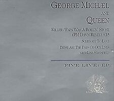 George Michael & Queen - Five Live EP, , Used; Good CD