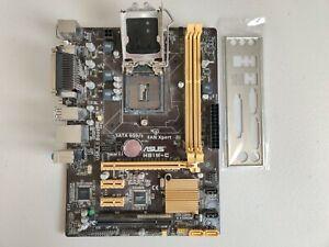 Asus H81M series mATX motherboard H81 LGA 1150 DDR3 4th Gen Intel CPUs support