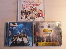 CD - Lot de 3 Albums et 8 Singles - Star Academy