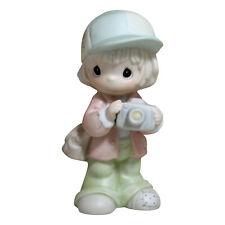Precious Moments Figurine c0018 ln box Focusing in on Those Precious Moments