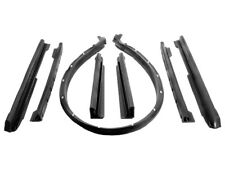 1968-72 Buick/Chevy/Olds/Pontiac A Body Convertible Roof Rail Weatherstrip Kit