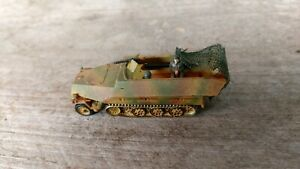 ROCO, Sdkfz 251, Panzergrenadiere, WK II, inkl. Soldaten von PREISER 1:87