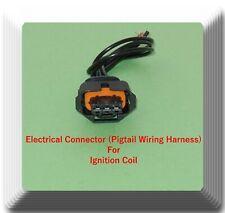 Connector of Ignition Coil UF359 Fits: Chrysler Mercedes  l4 V6 V8 1998-2011