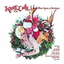KENNY ROGERS & PARTON DOLLY - Once Upon a Christmas - Endommagé Boîtier