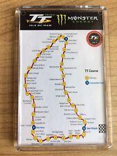 Isle Of Man TT Races Circuit ~ Fridge Magnet / Mini Photo Frame
