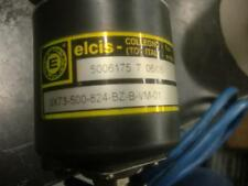 ELCIS ROTARY SHAFT ENCODER 1/X73-500-824-BZ-BVM-01