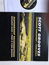 SCOTT GROOVES featuring Parliament/Funkadelic – Vaisseau Mère rebranchement, vinyle