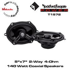 "ROCKFORD FOSGATE POWER T1572 5 ""x7"" 2-Way Full Range Altoparlanti Auto"