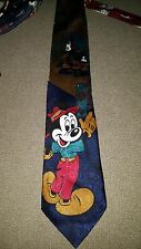 Mickey Mouse and Clarabelle Cow Walt Disney Ub Iwerks Tie Necktie