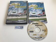 Pilotes Régionaux - Extension Flight Simulator 2002/2004 - PC - FR - Avec Notice