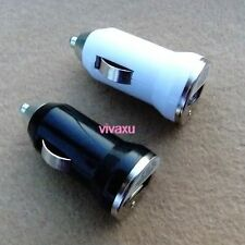2* Mini 12v Car Cigarette Lighter To USB Charger Adapter F MP3 MP4 Mobile phone