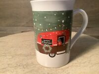 Royal Norfolk RV HOLIDAY  Tall Coffee Mug Cup Christmas Holiday