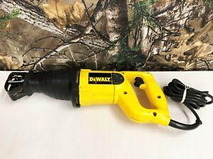 DeWalt DW303 Corded Reciprocating Saw