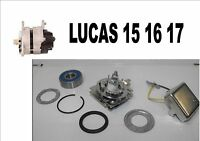 Lucas 15 16 17 18 23 Acr Alternateur Redresseur & Régulateur & Jeu de