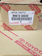 NEW GENUINE LEXUS IS GS SC Supra IDLE SPEED | THROTTLE CONTROL MOTOR 89672-30020
