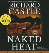 Naked Heat by Richard Castle (2011, CD, Unabridged) Preowned EUC 10 CDs 11.5 Hrs
