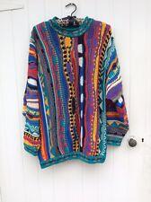 COOGI Vintage  Cotton Jumper  Sweater Mens Biggie Size M