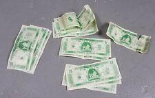 Vintage Pretend Money Funny Money Phoney Mazuma Play Dough made in Japan