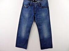 Diesel Busky Wash 0073I Loose fit Mens Jeans Denim Blue w28 L29 Grade A M368