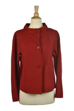 Talbots Women Coats & Jackets Peacoats 6 Red Wool