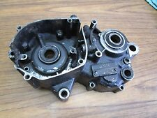 CR 80 HONDA 1989 CR 80R 1989 ENGINE CASE LEFT