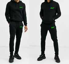 Mens Full Tracksuit Set Beast Hoodie, Sportswear Gym Jogger Trackies Tops