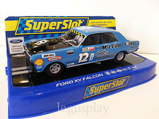 Slot SCX Scalextric Superslot H3696 Ford XY Falcon Hardie Fedoro 500 1972