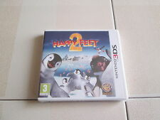 3DS - HAPPY FEET 2 - NUOVO! SIGILLATO!!!