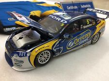 Collectors Model Car 2011 Ford FPR FG V8 Falcon signed by Mark Winterbottom.