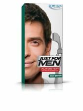 2 X Just for Men Autostop Hair Color Dark Brown A45 Delivery