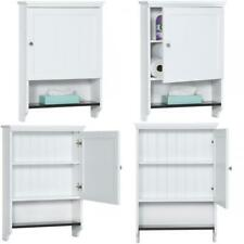 Best Choice Products Bathroom Wall Mounted Hanging Storage Cabinet Furniture...